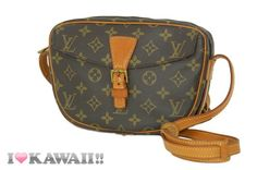 Auth Louis Vuitton Monogram Jeune Fille PM Shoulder Bag Hand Purse Free Ship!