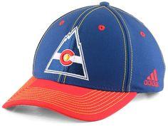 20941352 - Colorado Rockies adidas NHL Bar Down Adjustable C… Hockey Hats, Minnesota North Stars, Nhl Apparel, Nba Store, Nhl Jerseys, Nfl Shop, Colorado Rockies, Fan Gear, Sport Outfits