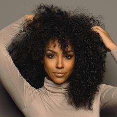 kinky curl hair wig