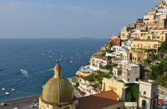 """Amalfi (bike tour) Both über-stylish and wonderfully rustic, the Amalfi Coast is the kind of place that can name a walking trail """"The Path of the Gods"""" ..."""