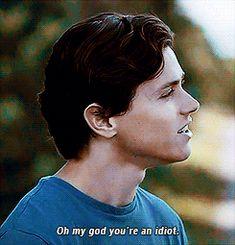 """""""I had a dejavu about you"""" lmao"""
