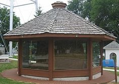 Largest Ball of Twine (built by one person) in Darwin, Minnesota..