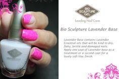 Bio Sculpture Lavender base