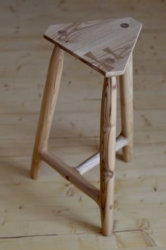 Stool that fits with the working table. - Gerpied