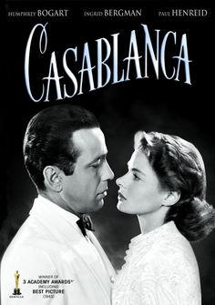 Casablanca Shown May 2012. Entering Casablanca is easy, getting out is much harder, especially if your name is on the Nazis' most-wanted list. At the top of the list is Czech Resistance leader Victor Laszlo, whose only hope is Rick Blaine, a cynical American who sticks his neck out for no one - especially Victor's wife Ilsa, the ex-lover who broke his heart.