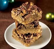 Maple Pecan Bars 1 cup Herbalife Formula 1 French Vanilla 1 cup Oatmeal 1/2 cup peanut butter powdered or regular 1/2 cup pure maple syrup 1-2 cap full maple flavoring 1/2 cup chopped pecans Directions Mix all ingredients together. Press into an 8x8 pan and cut into 8 pieces. 1 bar = 1 shake  Servings: 8