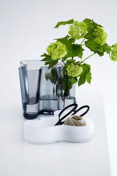 Aalto-vases for Iittala by Susanna Vento