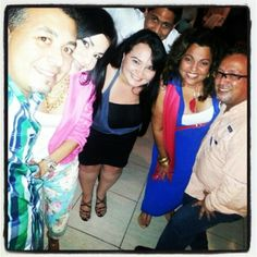 Excelente el encuentro que tuvimos en el #17ANIVERSARIO de #VictoriaFM #Foto cortesía de @giovaspin #radio #instaradio #instalike #instapic #instaphotove #instamoments #instaphoto #instacool #like #cool #pic #amigos #friends #amor #love