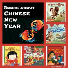 Books for Kids About Chinese New Year   momstown National