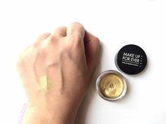 Swatches: Make Up For Ever Aqua Cream