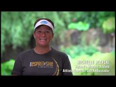 Hyland's Masters Athlete and Athleta Esprit de She Ambassador encourages women to be part of the upcoming San Diego Triathlonon October 20th For more information or to register go to http://www.espritdeshe.com/
