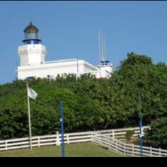 Lighthouse El Muelle - Arecibo