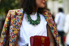 Неделя моды в Нью-Йорке: Streetstyle. Часть 3, Buro 24/7