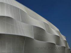 ETFE facade