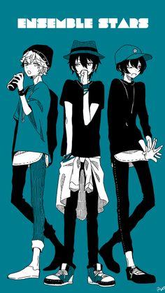Izumi, Mika, & Ritsu | Ensemble Stars!