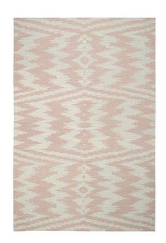 Capel Junction 3625 Pink Flat Weave Area Rug