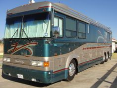 1995 Bluebird Wanderlodge Wide Body 42ft $95,000 listed 2015 for sale by Owner - Midland, TX | RVT.com Classifieds