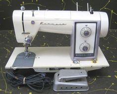 "Vintage Kenmore ""54"" Sewing Machine Heavy-Duty"