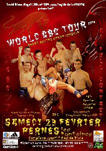 #WorldGBCTour 2013 Superfight #K-1 Fullcontact Pernes Vaucluse France Europe