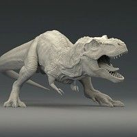 REX, Antoine Verney-Carron An other T. Modelling in Maya Sculpting in ZBrush Texturing in ZBrush / Mari / Photoshop Rendered with Arnold Post in Nuke You can see this T.Rex animated on my demo ! Dinosaur Sketch, Dinosaur Drawing, Dinosaur Art, Raptor Dinosaur, T Rex Jurassic Park, Jurassic World Dinosaurs, Jurassic Park World, Prehistoric World, Prehistoric Creatures