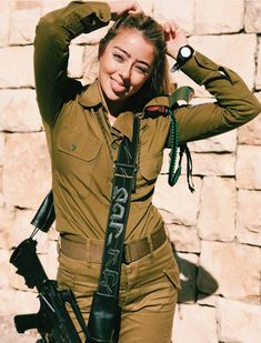 Shop Chic Me New Arrivals – Best Women's Trending Fashion Online Shopping Idf Women, Military Women, Army Girl Costumes, Israeli Girls, My Kind Of Woman, Military Girl, Female Soldier, Beauty Full Girl, Girls Uniforms