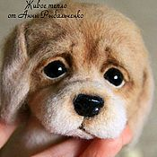 Риччи – купить или заказать в интернет-магазине на Ярмарке Мастеров | Риччи - щенок кокер спаниеля, малыш мечтательный…