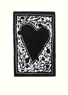 "andrea mattiello ""T.V.B.""   adigrafia su carta cm 25x35; tir. da 1/9 a 9/9 + 1 P.d.A; 2012"