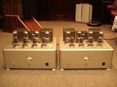 Marantz T-1 Amps