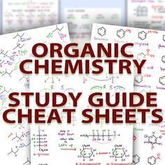 Organic Chemistry Functional Groups Cheat Sheet -