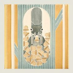 Charley Harper Store | October - Decorative Tiles - Merchandise | Largest Dealer in the World