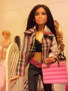 Barbie loves Victoria Secrets