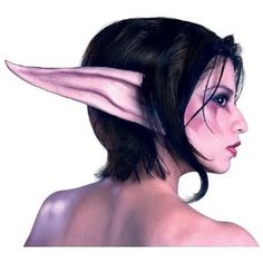 Paint green for dragon ears.