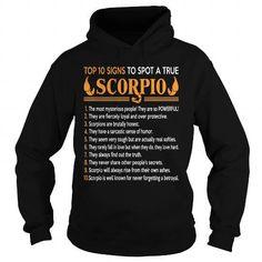 e3295ad11 True Scorpio T-Shirts & Hoodies Sagittarius Zodiac, Gemini Compatibility,  Capricorn Girl,