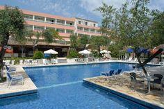 Alexandros Hotel op Corfu. Voordelig naar Alexandros Hotel.