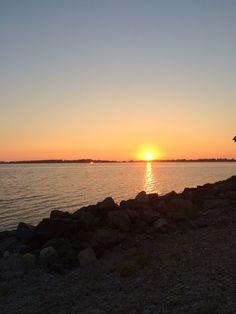 Sunrise - Venø Denmark