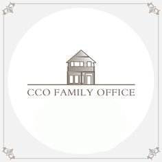 This is the Creative Hat Logo Design Concept for CCO Family Office