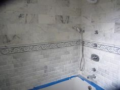Southampton,NY - traditional - bathroom tile - new york - TILEBUYSIMON.COM