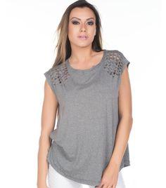 Blusa Fitness Escamas Corte a Laser - Camiseta Escamas em Corte a Laser.  Camiseta fabricada eee75dd8304
