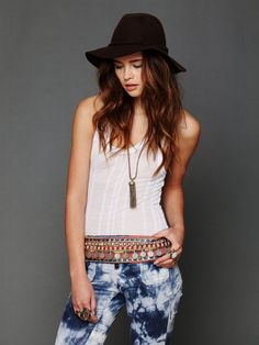 free people bohemian clothing | Obi Belt at Free People Clothing Boutique