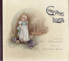 Christmas Lights, Helen Marion Burnside, Raphael Tuck & Sons, London, Paris &  New York