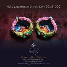 Nakshatra Utsav Collection: NUC-Decorative Diwali Diya2015_009