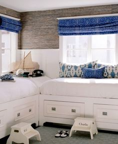 hight beds childrens room