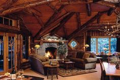 I want this living area for my future cabin.