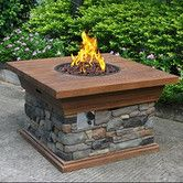 Found it at Wayfair - Phat Tommy Yosemite Propane Fire Pit