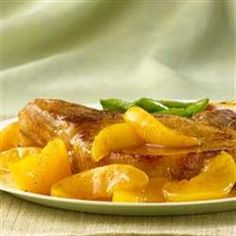 Easy Slow Cooker Pork Chops with Apples and Sweet Potatoes