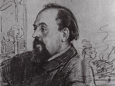 И. Репин. Портрет С. И. Мамонтова, 1879. Фрагмент | Фото: liveinternet.ru