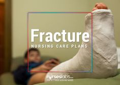 A fracture (sometimes abbreviated FRX or Fx, Fx, or #) is a discontinuity or break in a bone. Most fractures are managed at the community level. Although a number of the interventions listed here are appropriate for this population, this plan of care addresses more complicated injuries encountered on an inpatient acute medical-surgical unit.