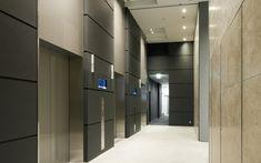 六本木ヒルズ クロスポイント 森ビルの賃貸オフィス 森ビル株式会社-Mori Building Elevator, Divider, Google, Room, Furniture, Home Decor, Bedroom, Decoration Home, Room Decor
