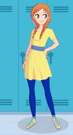 """""""Last Day of School Fashion: Anna"""" by @alyssataylor101."""