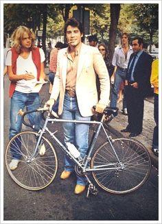 John Travolta #eSpokes #ebikes #bikes